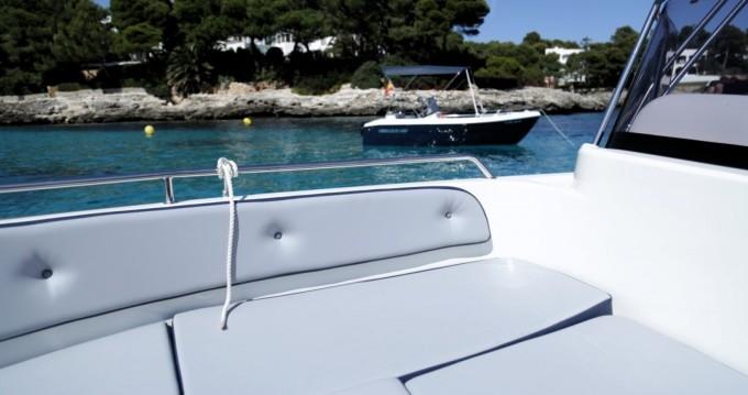Boat rental Pegazus 460 in Cala d'Or on Samboat