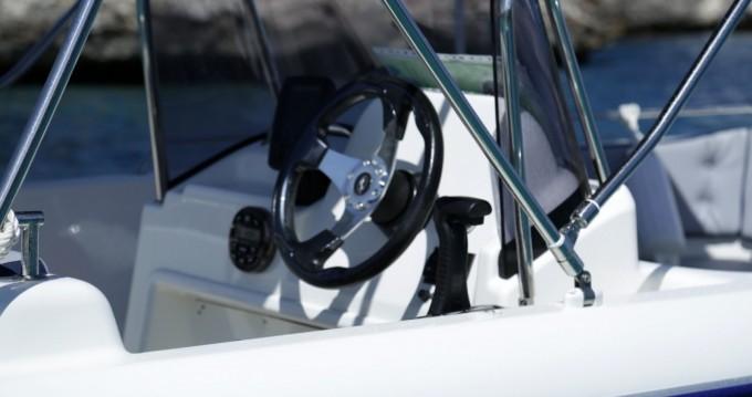 Rental Motorboat in Cala d'Or - Pegazus 460