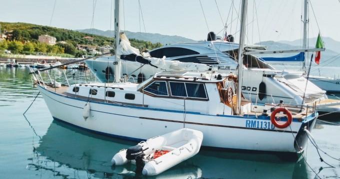 Boat rental Scario cheap Franchini 37