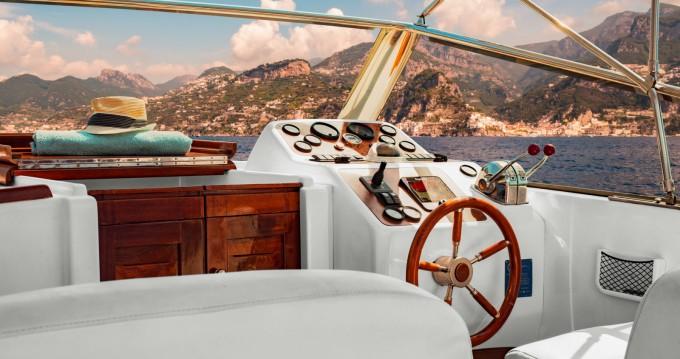 Boat rental Positano cheap Jeranto 9