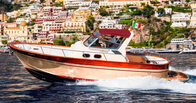 Rental yacht Positano - Tecnonautica Jeranto 9 on SamBoat
