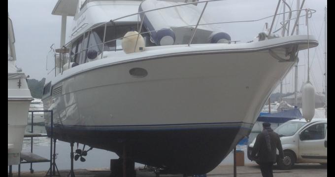 Boat rental Marina di Ravenna cheap 350aft cabin
