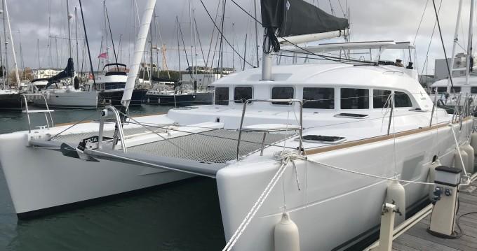 Rental yacht Hyères - Lagoon Lagoon 380 on SamBoat