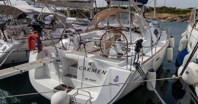 Rental yacht Alimos - Bénéteau Oceanis 43 on SamBoat