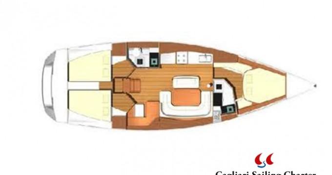 Rental Sailboat in Golfo Aranci - Dufour Dufour 425 GL