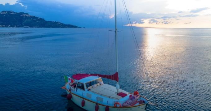 Rental Sailboat in Taormina - Ardeleigh Lamimated Motors Motorsailer