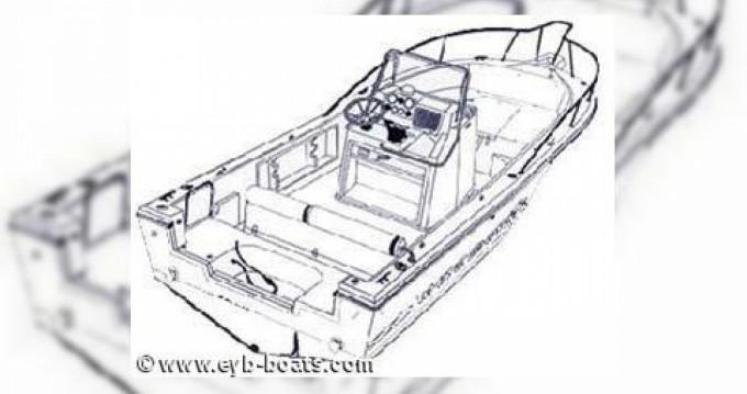 Rental yacht Lège-Cap-Ferret - White Shark White Shark 225 on SamBoat