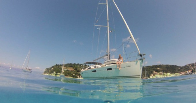 Boat rental Lefkada (Island) cheap Sun Odyssey 42DS