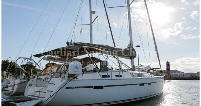 Boat rental Bavaria Cruiser 51 in Cagliari on Samboat
