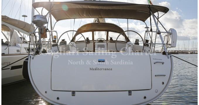 Bavaria Cruiser 51 between personal and professional Cagliari