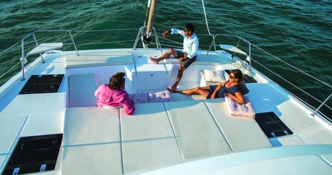 Hire Catamaran with or without skipper Bali Catamarans Ibiza Island