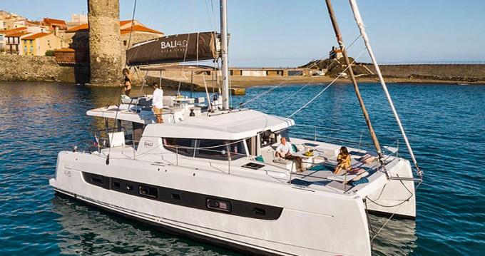 Rental Catamaran in Capo d'Orlando - Bali Catamarans Bali 4.6
