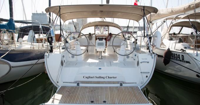 Boat rental Cagliari cheap Cruiser 46
