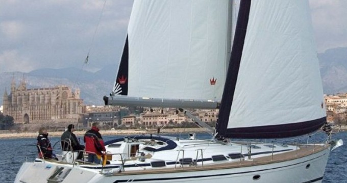 Rent a Bavaria Cruiser 51 Palma de Mallorca