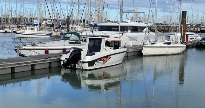 Boat rental Bella 700 Raid in La Rochelle on Samboat