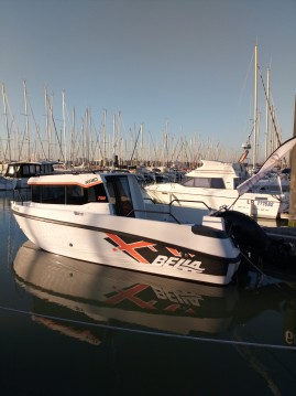 Hire Motorboat with or without skipper Bella La Rochelle