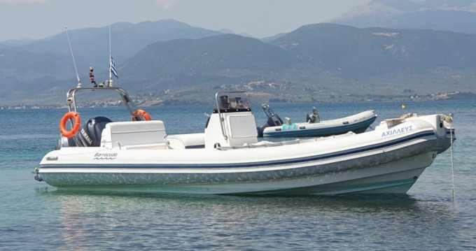 RIB for rent Ierapetra at the best price