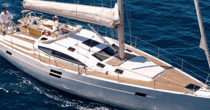 Rent a Elan Elan 50 Impression (4+1 cabins) Trogir