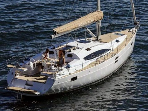 Boat rental Elan Impression 45 in Trogir on Samboat