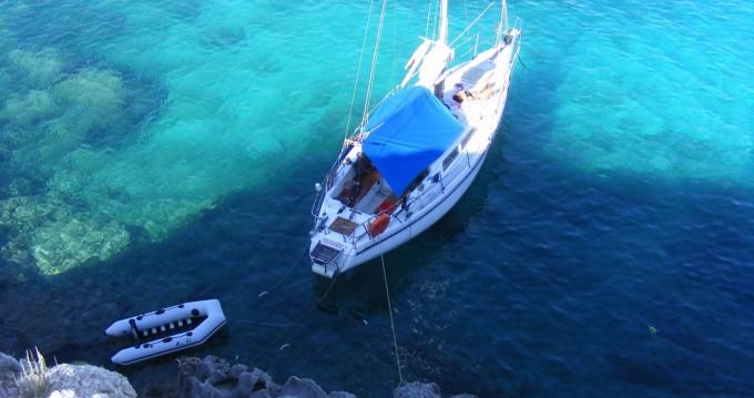 Rental Sailboat in Marseille - CNS0 Karate Sport