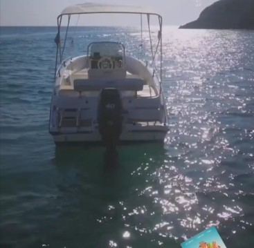 Rental Motorboat in San Leone Mosè - Salmeri Calipso