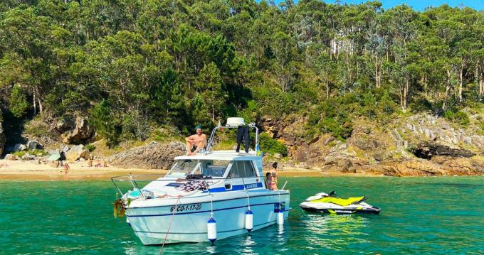 Rental Motorboat in O Ézaro - Jeanneau Albatros 750