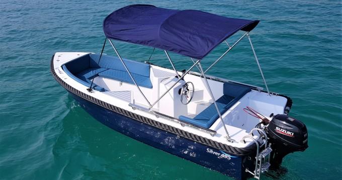 Boat rental Palamós cheap 495