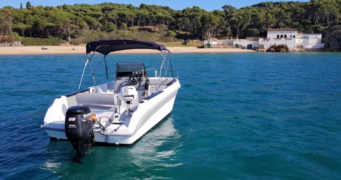 Rental yacht Palamós - Astec 540 open on SamBoat