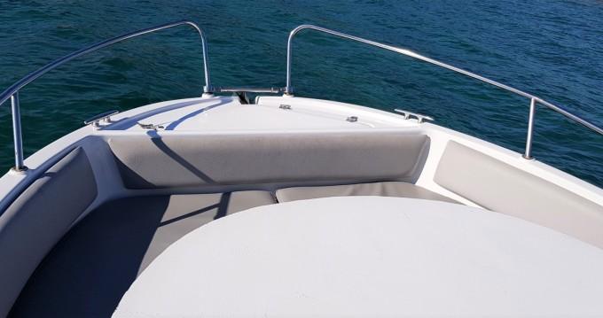 Rental Motorboat in Palamós - Astec 540 open