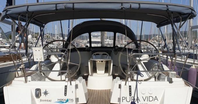 Rental Sailboat in Marmaris - Jeanneau Sun Odyssey 45