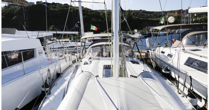 Rent a Bavaria Cruiser 41 Marina di Portisco