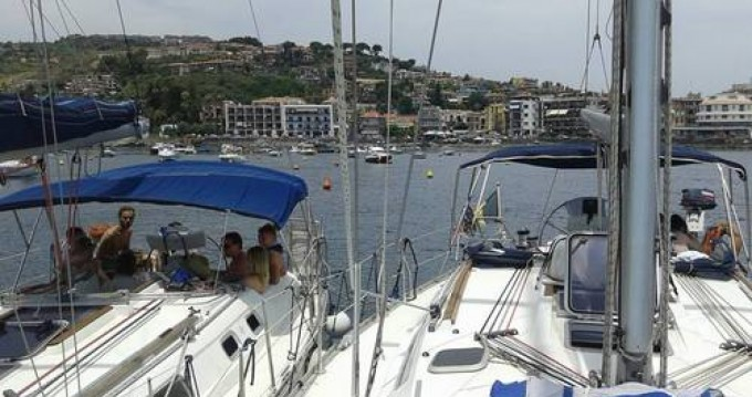Rental Sailboat in Catania - Jeanneau Sun Odyssey 42.2