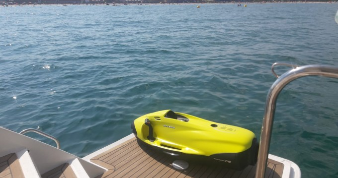 Hire Jet Ski with or without skipper Seabob Hyères