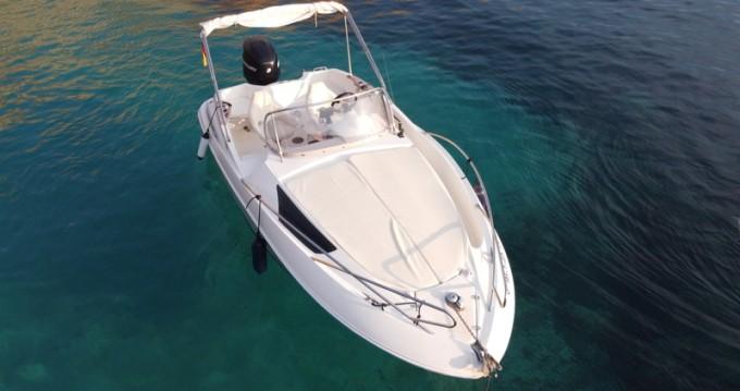 Rental yacht Ibiza Island - Quicksilver Quicksilver 635 on SamBoat