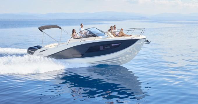 Rental yacht Ibiza Island - Quicksilver Activ 875 Sundeck on SamBoat