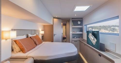 Rental yacht Athens - Fountaine Pajot Samana 59 on SamBoat