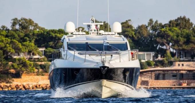 Boat rental Sunseeker Predator 72 in Ajaccio on Samboat