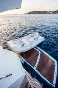 Boat rental Ajaccio cheap Predator 72