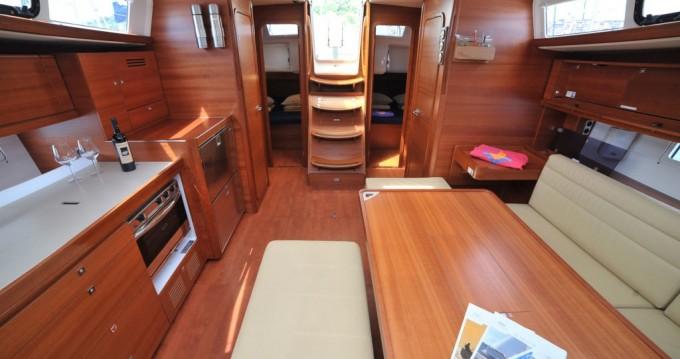 Boat rental La Spezia cheap Dufour 460 Grand Large