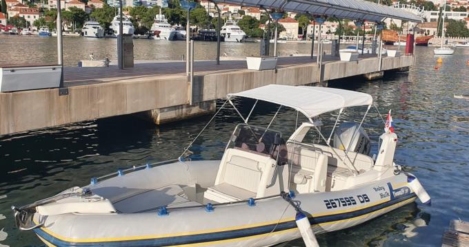 Rental RIB in Dubrovnik - Marlin 20 Marlin 20