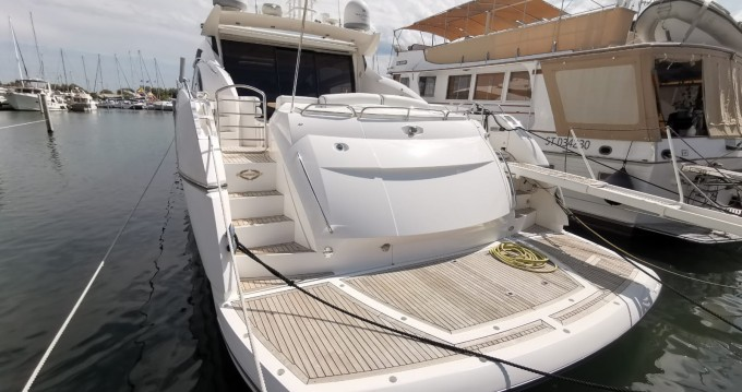 Yacht for rent Porto-Vecchio at the best price