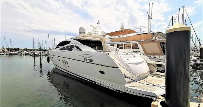 Boat rental Sunseeker Predator 72 in Porto-Vecchio on Samboat