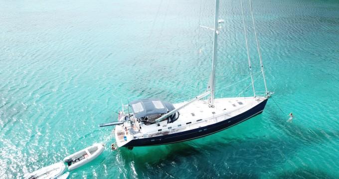 Boat rental Tropea cheap Oceanis 523 Clipper
