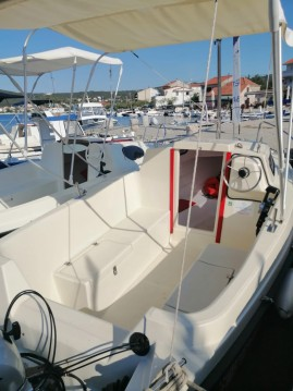 Hire Motorboat with or without skipper Ven Trogir