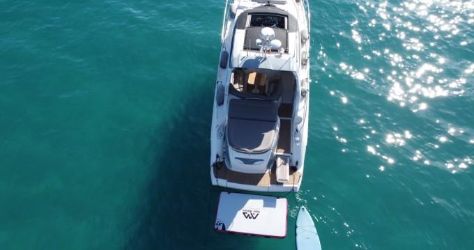 Boat rental Altea cheap Mediterranee 47 Hard Top