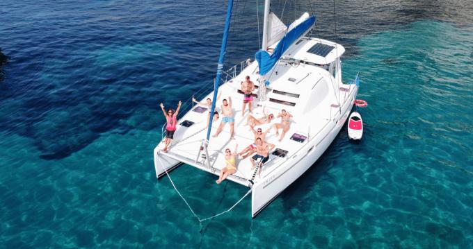 Rental yacht Ibiza Town - Leopard Leopard 40 on SamBoat