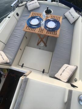 Rental Sailboat in Beaulieu-sur-Mer - Bénéteau California 6.60