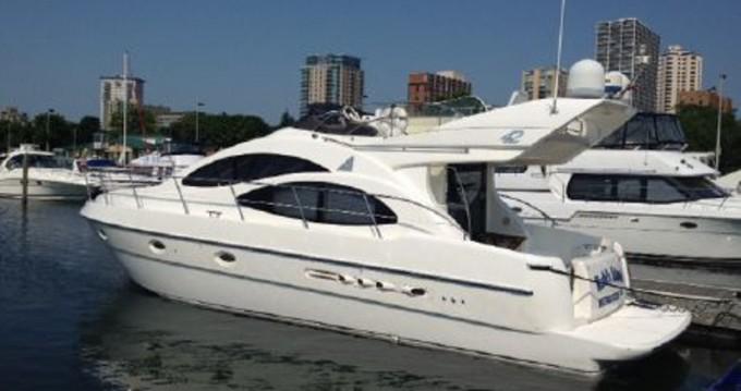 Boat rental Yalıkavak cheap Azimut 42 E