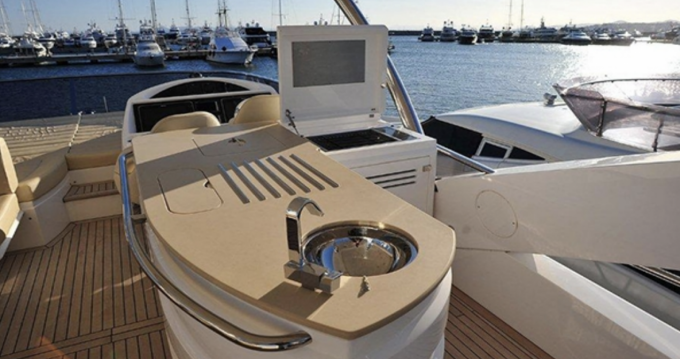 Yacht for rent Ajaccio at the best price