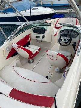 Rent a Sea Ray Sea Ray 185 Sport Adeje